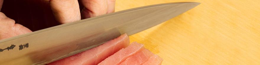 和包丁ならではの切れ味が、真の「美味しい」を引き出す