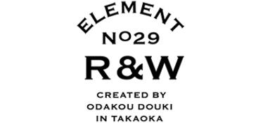 R&W(レッドアンドホワイト/織田幸銅器)
