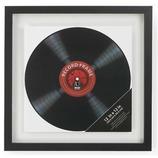アンブラ(Umbra) レコードフレーム 12×12インチ ブラック│収納・クローゼット用品 コレクションケース・ジュエリーボックス