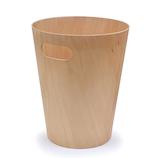 アンブラ(Umbra) ウッドロウカン ナチュラル│ゴミ箱 ごみ箱