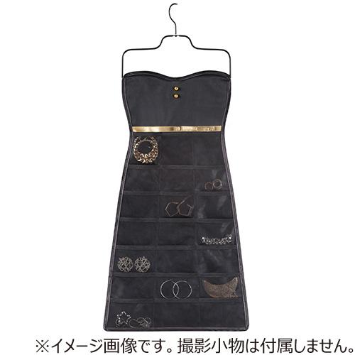 アンブラ(Umbra) リトルドレス ボウ ブラック/ゴールド
