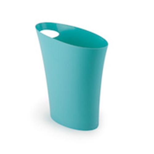 アンブラ(Umbra) スキニーカン ミニ 600mL サーフブルー│ゴミ箱 ごみ箱