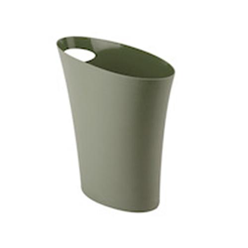 アンブラ(Umbra) スキニーカン ミニ 600mL スプルース│ゴミ箱 ごみ箱