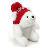 【クリスマス】 ガンド(GUND) スナッフルウィズハット 4061081