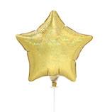 キッシーズ バルーン BLT4 グリッタースター 31022 ゴールド