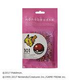 nanobeads(ナノビーズ) 101 ポケモン ピカチュウ/モンスターボール