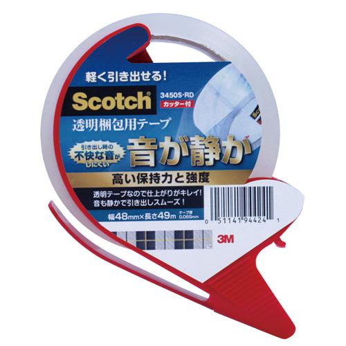 3M 透明梱包用テープ重量物 3450S−RD