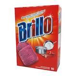 ブリロ(Brillo) 石ケン付き万能タワシ 10個入り