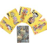 <東急ハンズ> ポップアートなバイシクル BICYCLE(バイシクル) エブリディ ゾンビ ポーカーサイズ画像