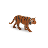 サファリ(safari) ミニタイガー 343922│おもちゃ ミニチュアフィギュア