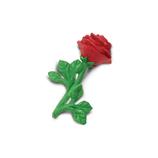 サファリ ミニ赤いバラ 349022