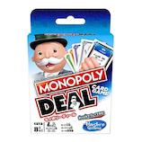 ハスブロ(HASBRO) モノポリー ディール│ゲーム カードゲーム