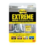 3M ポスト・イット® エクストリームノート EXTRM33-3ASJ1 アソート商品│ノート・メモ 付箋紙