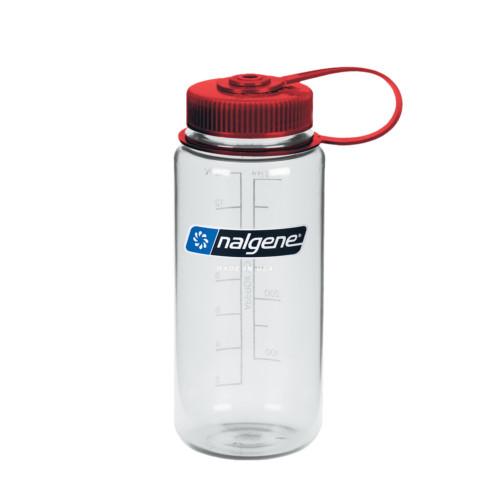ナルゲン Tritanカラーボトル 広口0.5L クリア