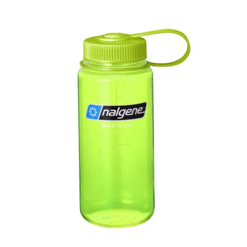 ナルゲン Tritanカラーボトル 広口 0.5L スプリンググリーン