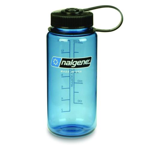 ナルゲン Tritan カラーボトル 広口 0.5L ブルー