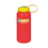 ナルゲン Tritan カラーボトル 広口 0.5L ポムグラネイト