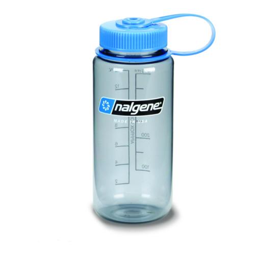 ナルゲン Tritanカラーボトル 広口0.5L グレー