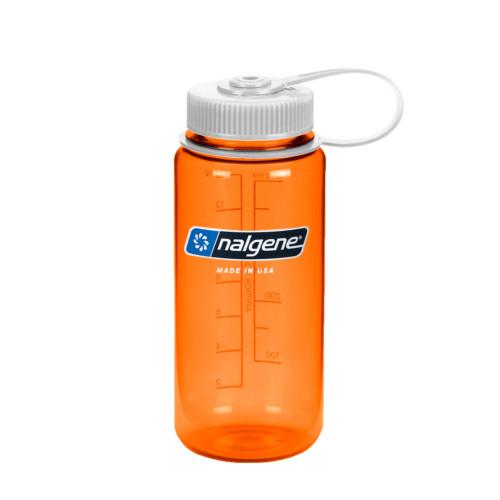 ナルゲン Tritanカラーボトル 広口0.5L オレンジ
