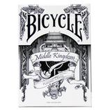 BICYCLE(バイシクル) Middle Kingdom  ポーカーサイズ 白