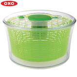 OXO クリアサラダスピナー(小)  グリーン