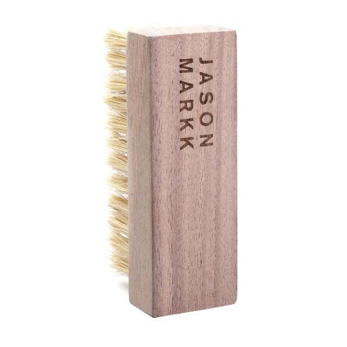 ジェイソンマーク(JASON MARKK) プレミアムシュークリーニングブラシ 4383│靴磨き・シューケア用品 靴ブラシ・豚毛ブラシ