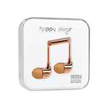 ハッピープラグス(Happy Plugs) ファッショナブルイヤホン IN-EAR 7738 ローズゴールド
