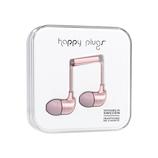 ハッピープラグス(Happy Plugs) ファッショナブルイヤホン IN-EAR 7836 ピンクゴールド