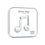 ハッピープラグス(Happy Plugs) ファッショナブルイヤホン EARBUD PLUS 7819 ホワイト