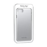 【iPhone8/7】 ハッピープラグス(Happy Plugs) スリムケース 9130 シルバー