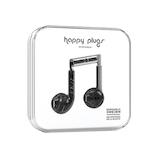 ハッピープラグス(Happy Plugs) ファッショナブルイヤホン EARBUD PLUS 7829 ブラックマーブル
