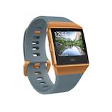 Fitbit(フィットビット) iONIC FB503CPBU-CJK スレートブルー/バーントオレンジ