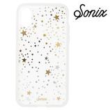 【iPhoneX】 Sonix CLEAR COAT ケース STARRY NIGHT