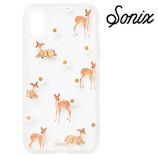 <東急ハンズ>【iPhoneX】 Sonix CLEAR COAT ケース BAMBI画像