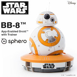 Sphero STARWARS BB−8 trainer