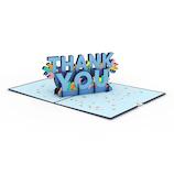 ラブポップ(Lovepop) Confetti Thank You ありがとう│カード・ポストカード グリーティングカード
