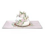ラブポップ(Lovepop) Wedding Cake ウェディングケーキ│カード・ポストカード グリーティングカード