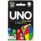 マテル ウノ 50周年記念エディション│ゲーム カードゲーム