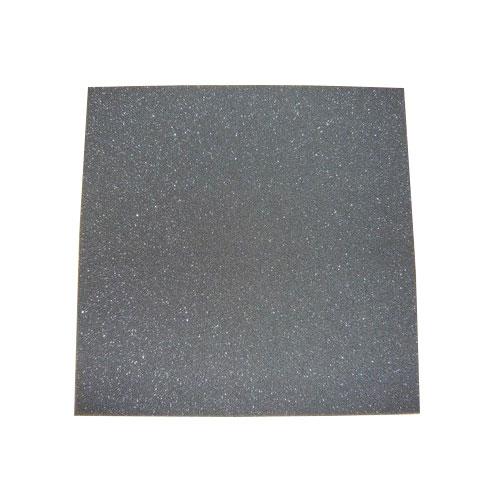 ウレタンフォーム 黒 20×500 角│ゴム・ウレタン ウレタンパッド・シート