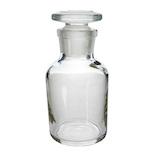 細口試薬瓶 クリア 30mL│実験用品 広口瓶・細口瓶