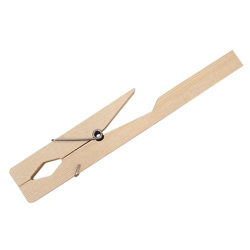 オカ 試験管ばさみ 木製