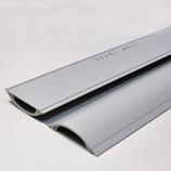 星和電機 UDプロテクタモール2号 グレー│配線用品・電気材料 配線用モール