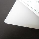 アクリル板 320×550×3t オパール