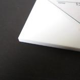 アクリル板 320×550×3mm 白