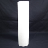 発泡スチロール円柱 100φ×400