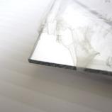 アクリル板 320×550×2t ハーフミラー
