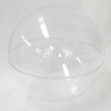 プラスチックBOX 球体 クリア 径170mm