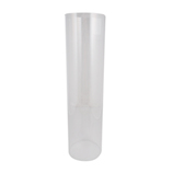 カンキ化工材 アクリルパイプ 80×3t×300│樹脂・プラスチック アクリルパイプ・棒材