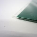 塩ビ板 250×360×0.5mm 緑