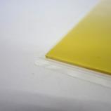 塩ビ板 250×360×0.5mm 黄色